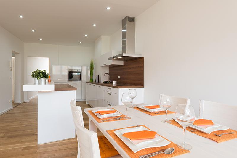 Home Staging zur Vermietung einer 3-Zimmer Whg. München
