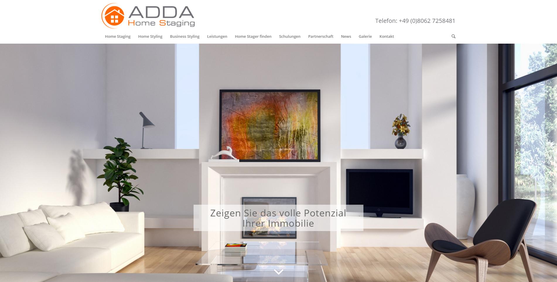 ADDA Homepage