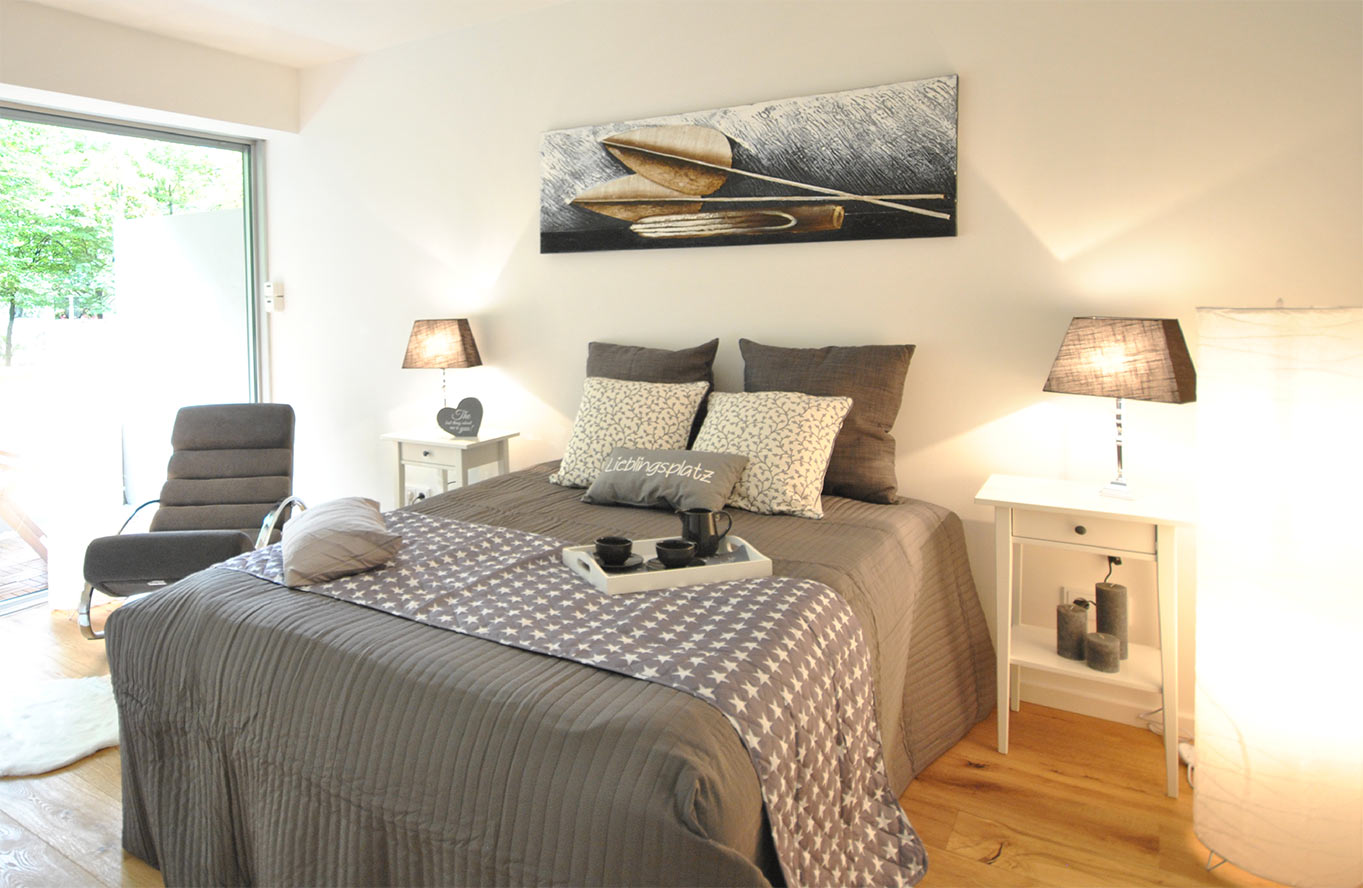 Andrea Kemptner - Home Staging Wohnzimmer
