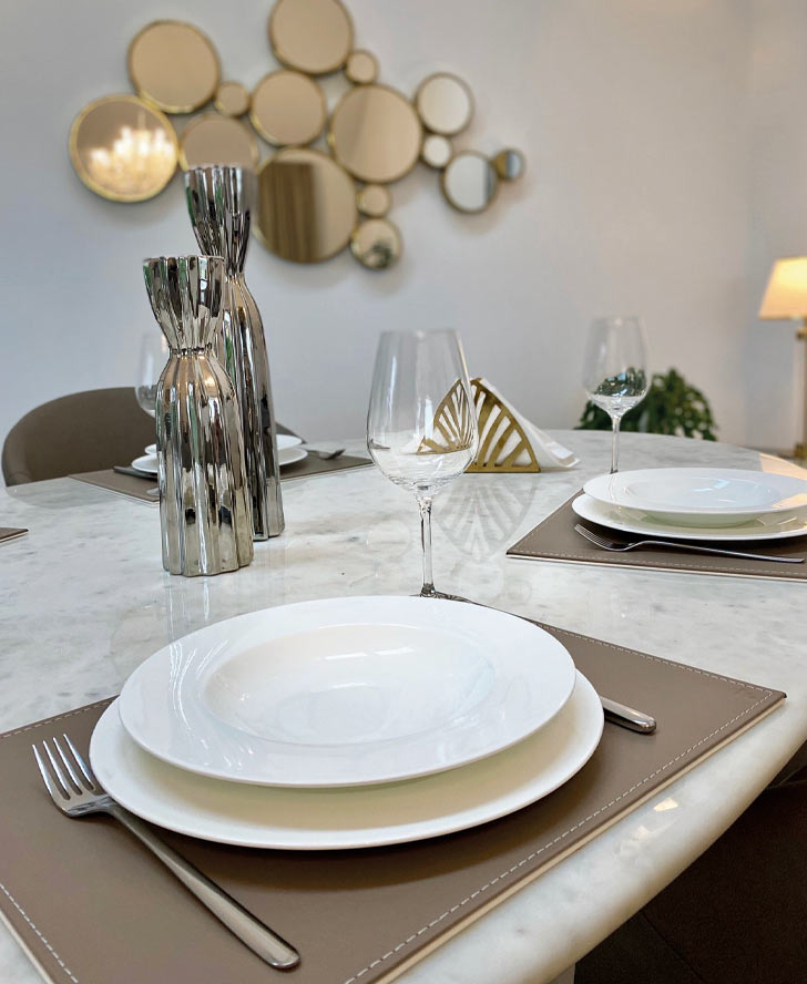 Anna Paulus Home Staging - Esstisch