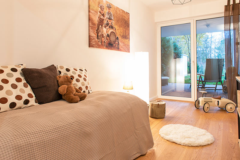 Anna Paulus Home Staging Kinderzimmer