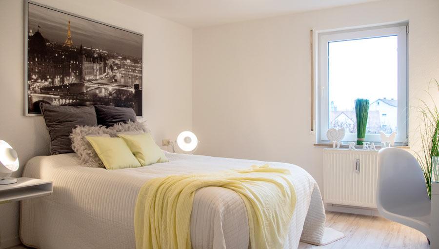 Biljana Martin - Home Staging Schlafzimmer
