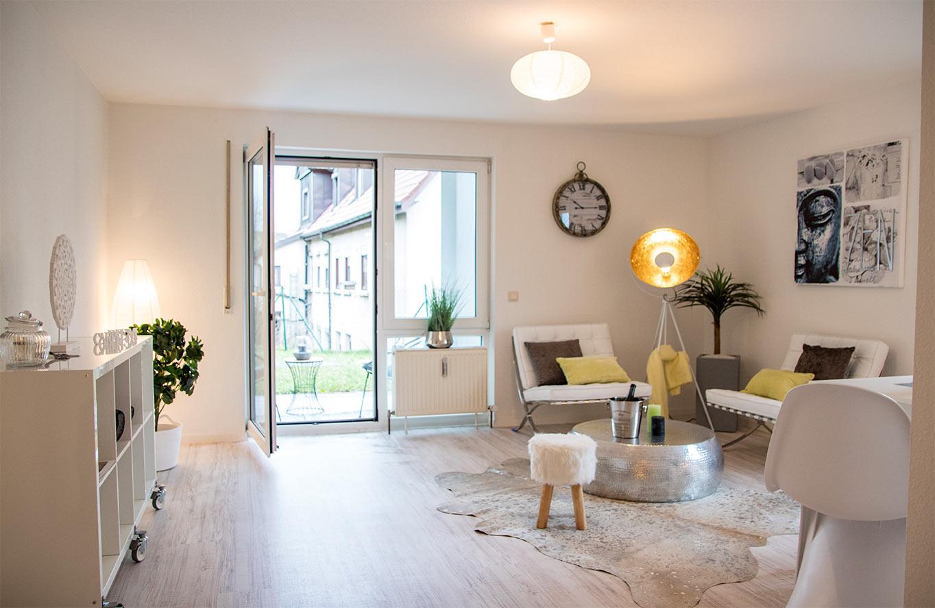 Biljana Martin - Home Staging Wohnzimmer