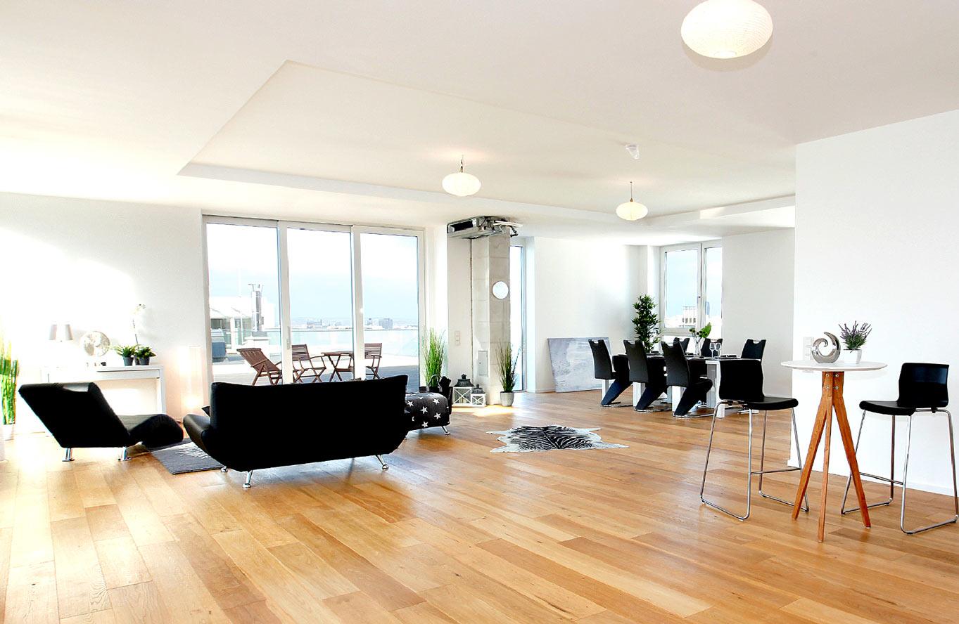 Eva Lorenz - Home Staging Wohnzimmer