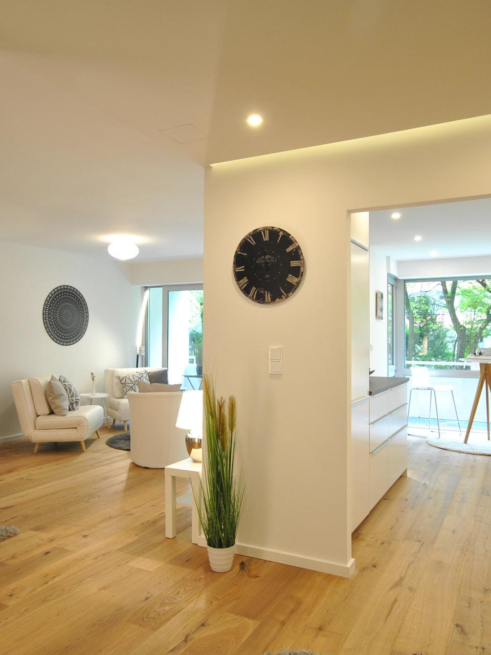 Bestimmung der Räume Wer den Nutzen sieht, erkennt den Wert!