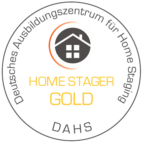 Home Stager Gold Medaille