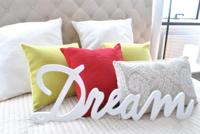 Farbkonzept mit Home Staging