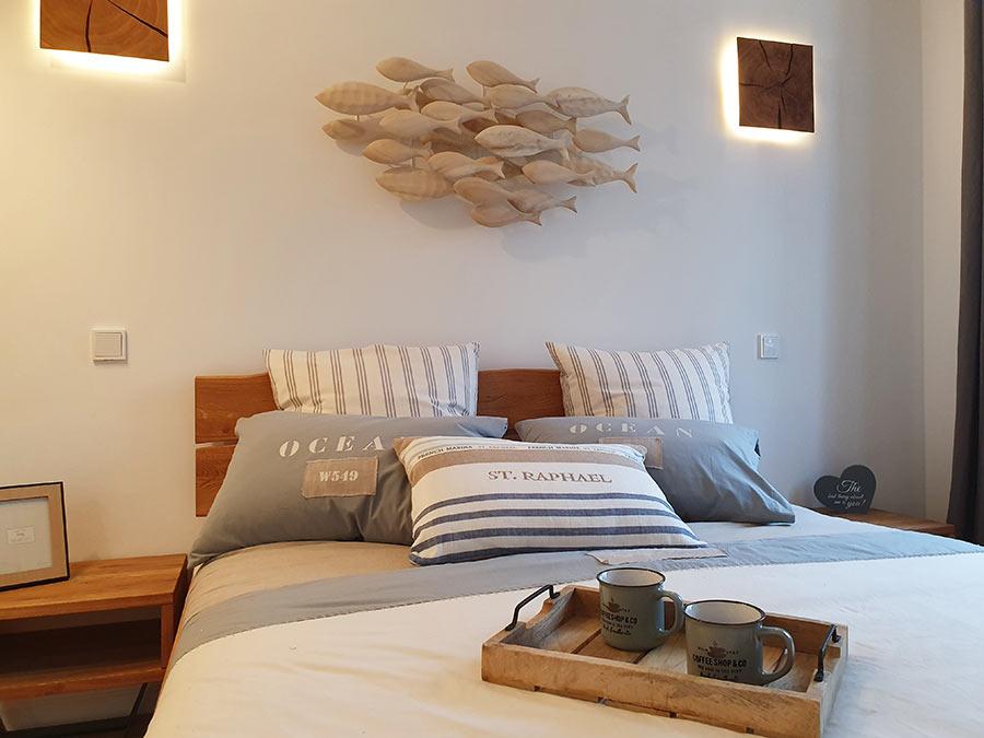 Home Staging Feste Einrichtung - Dekoration