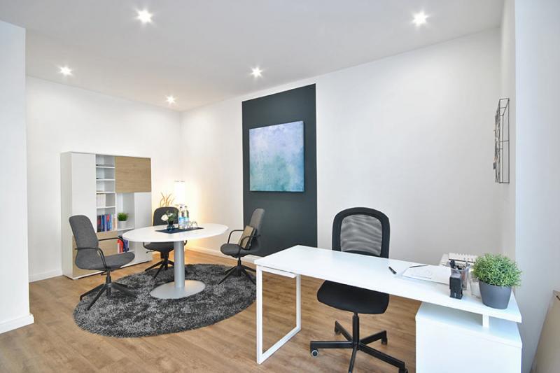 Home Staging Geschäftsräume nachher