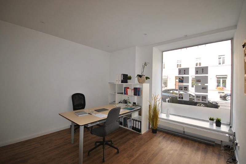 Home Staging Geschäftsräume vorher