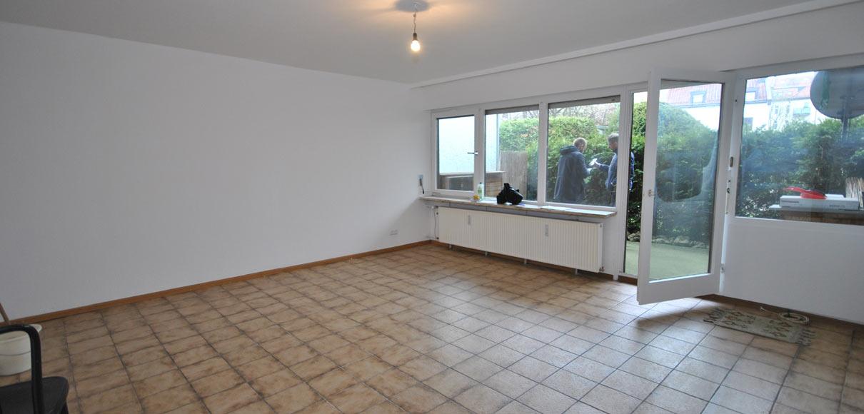Home Staging für Fix & Flip - vorher
