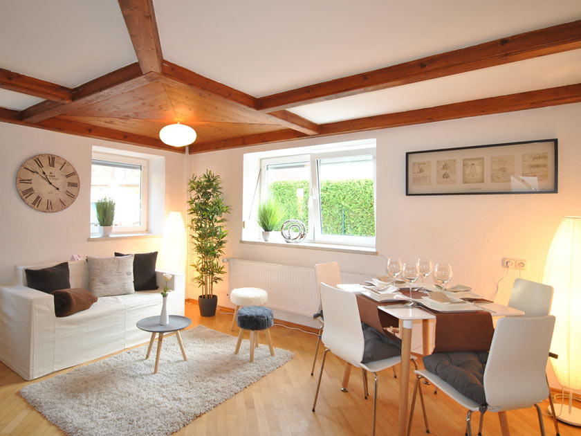 Home Staging - geerbte Immobilie