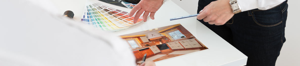 Interior Design Ablauf