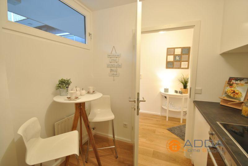Mit Home Staging 3-Zimmer Wohnung verkauft in 4 Wochen