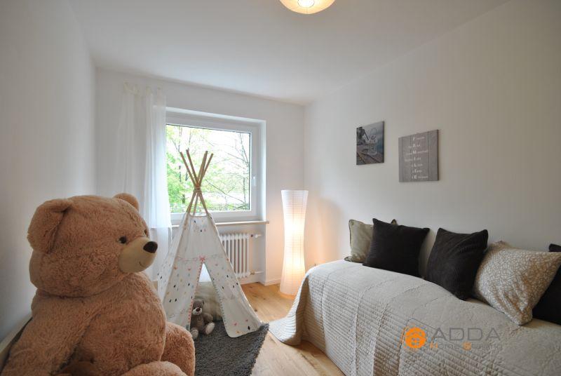 Diese 4-Zimmer-Wohnung wurde mit Home Staging innerhalb 2 Wochen zum Marktpreis erfolgreich verkauft!