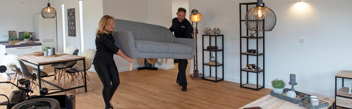 Leistungen bei Home Staging