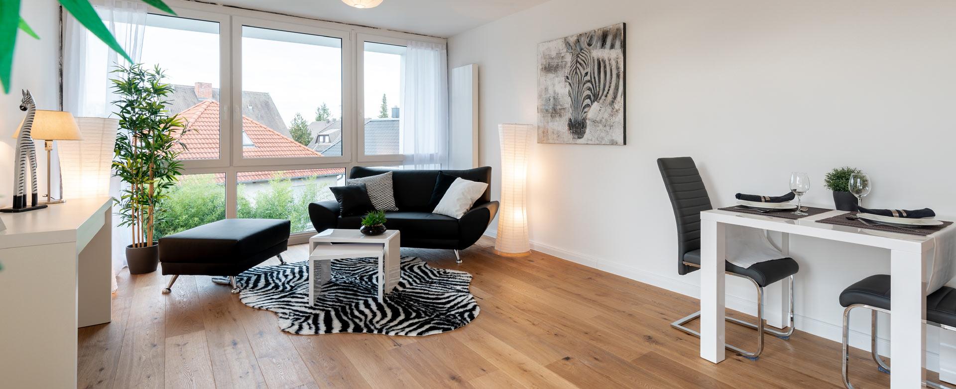 Moderne Wohnimpressionen