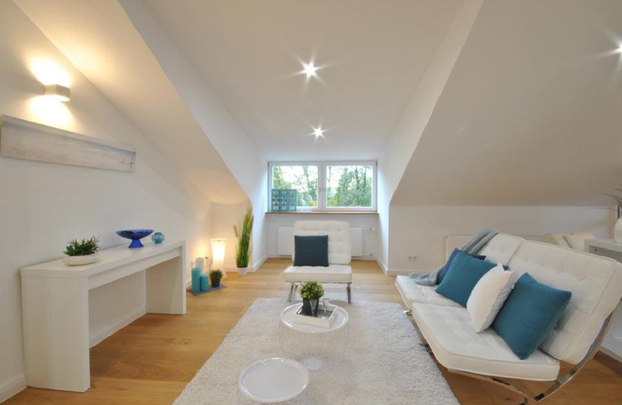 Sabine Roth - Home Staging Wohnzimmer