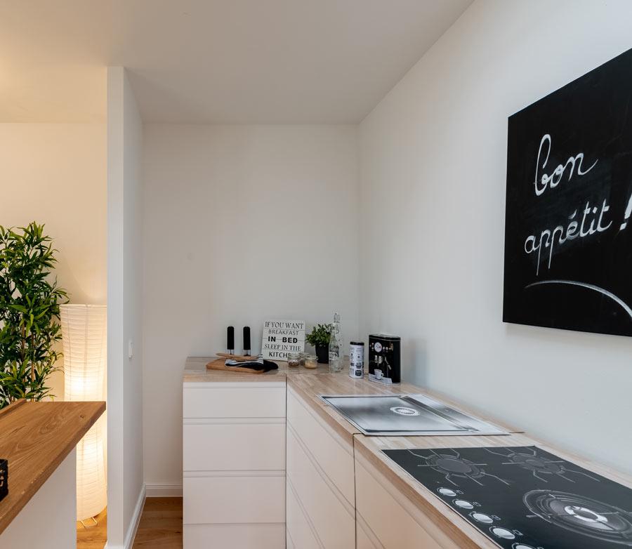 Sabine Sauer - Home Staging Küche