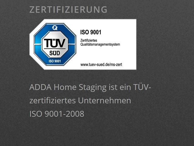 TÜV-Zertifizierung 2018