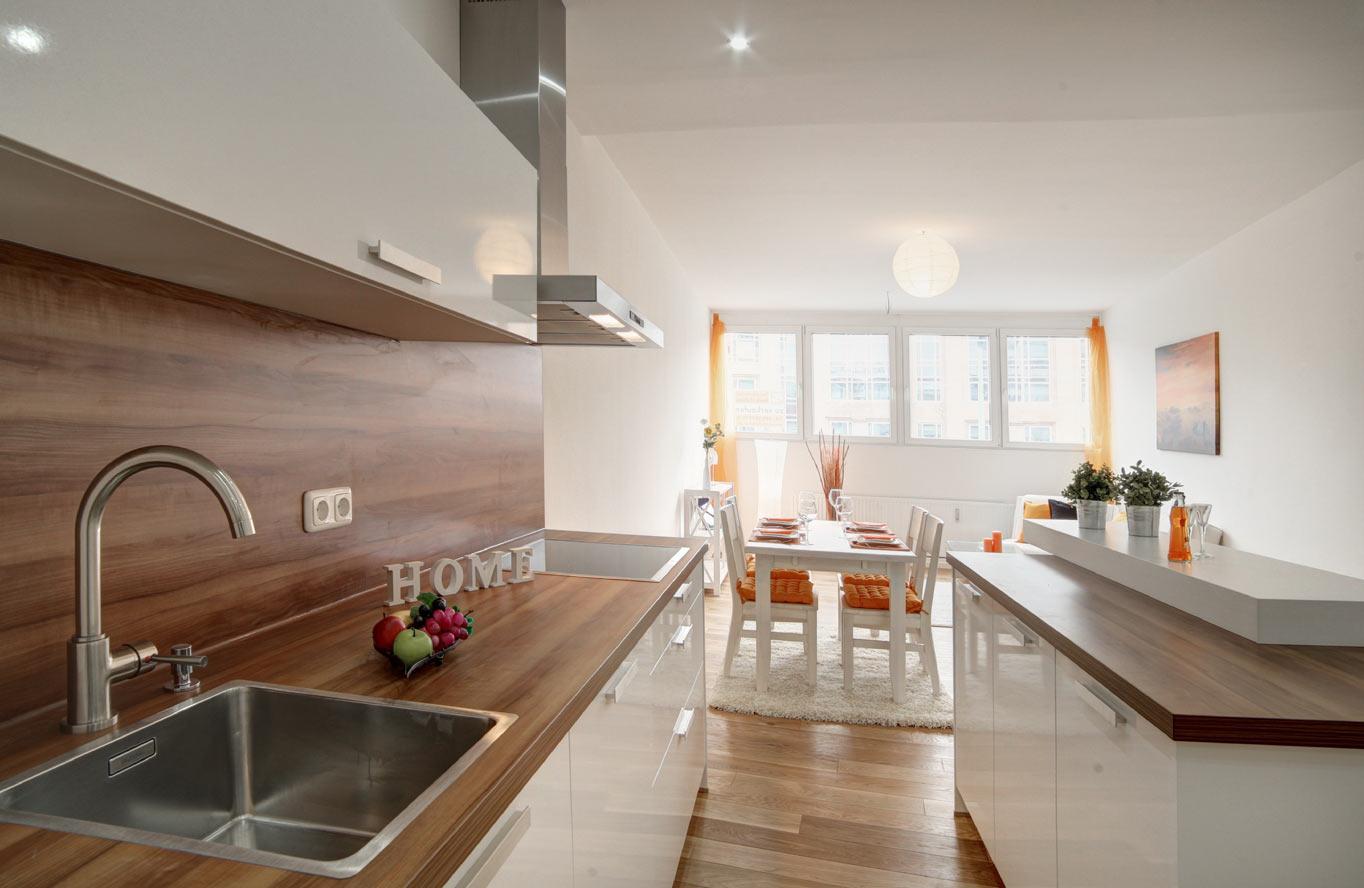 Weinberger Home Staging - Küche