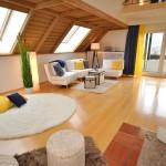 Wohnraum nach dem Home Staging