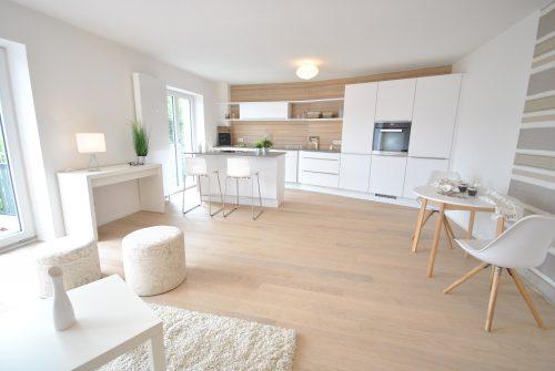 Home Staging zur Vermietung 2-Zimmer Whg – in 2 Wochen vermietet