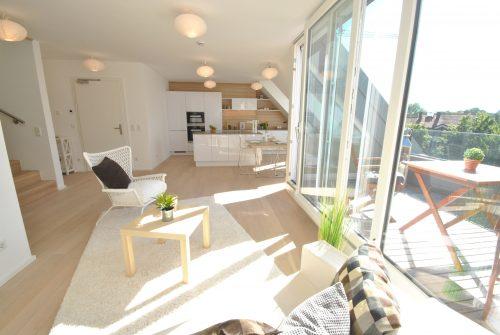 2-Zimmer-Wohnung in München - mit Home Staging verkauft in 2 Wochen