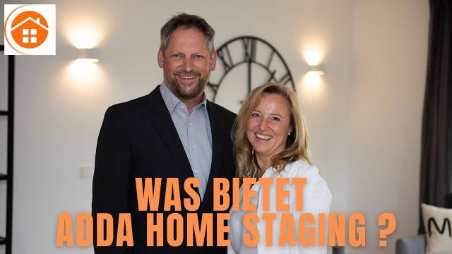 Was bietet ADDA Home Staging an?