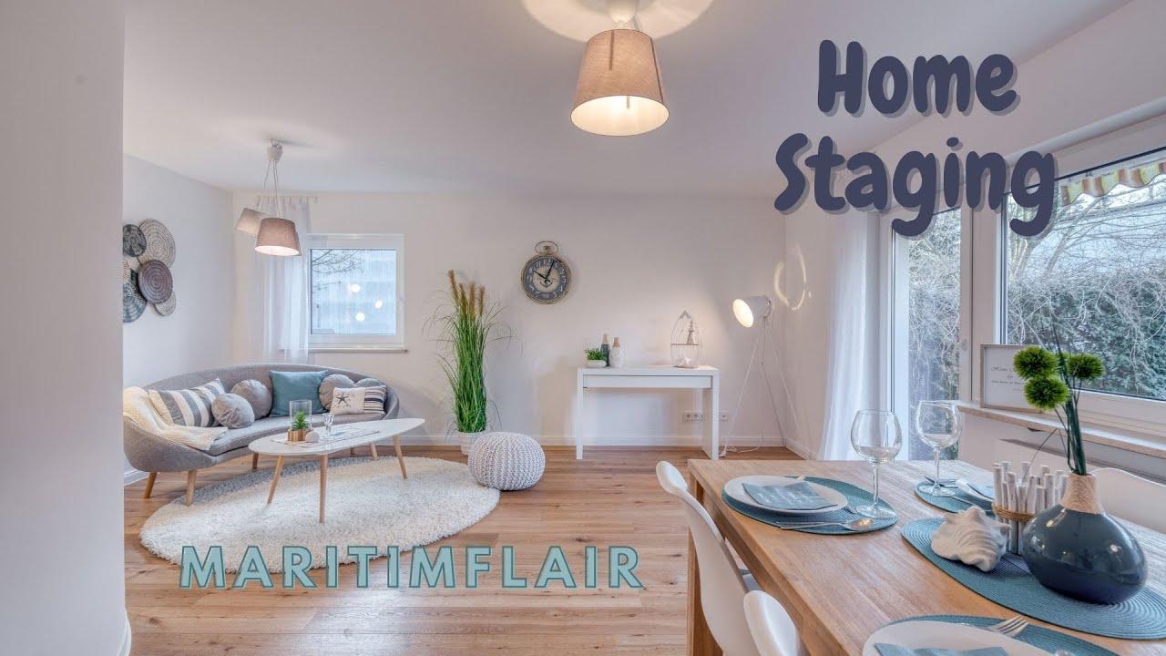 Wohnung mit Maritim-Flair