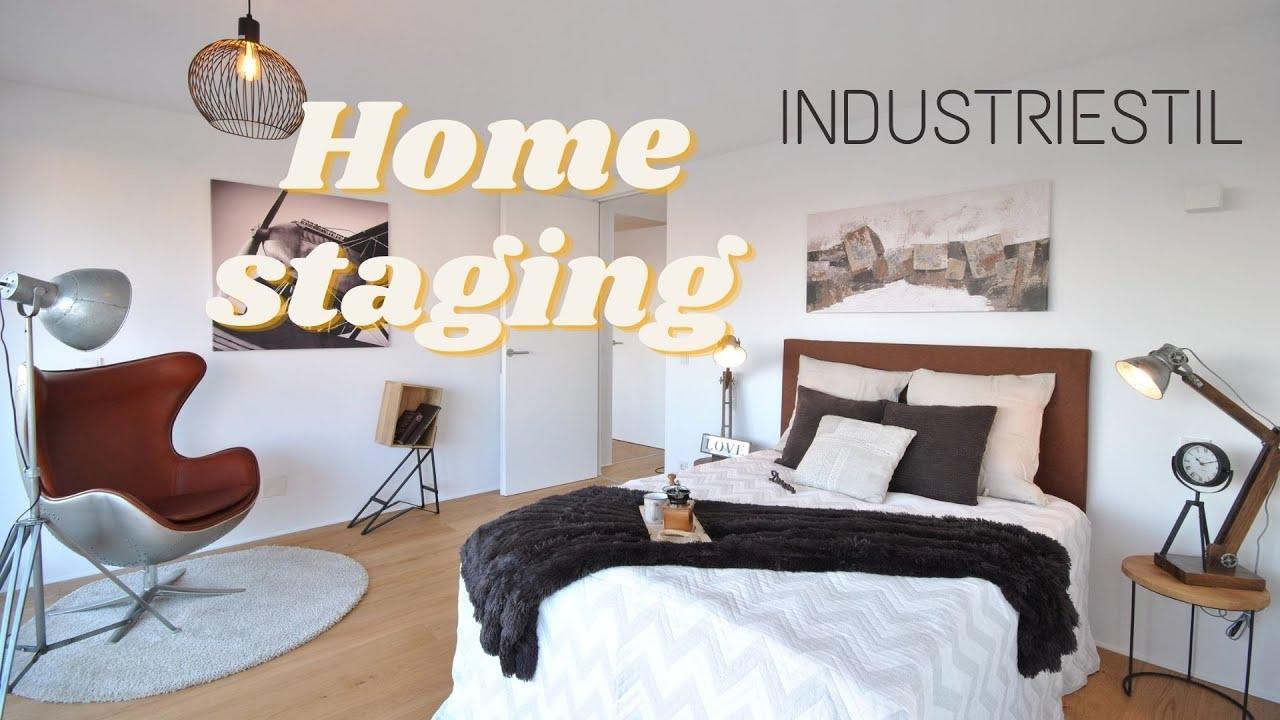 Industriestil für eine Wohnung in München