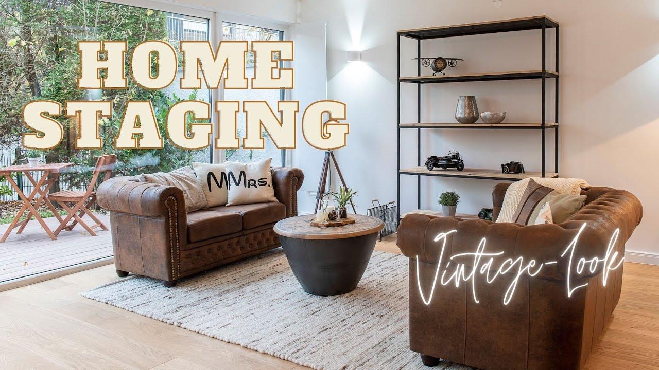 Wohnung im Vintage-Look verkauft in 3 Tage