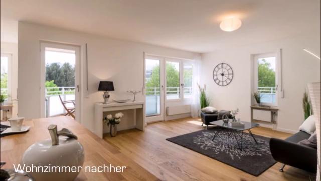 ADDA Home Staging Vorher/Nachher 12