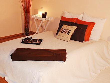 Schlafzimmer nach dem Home Staging
